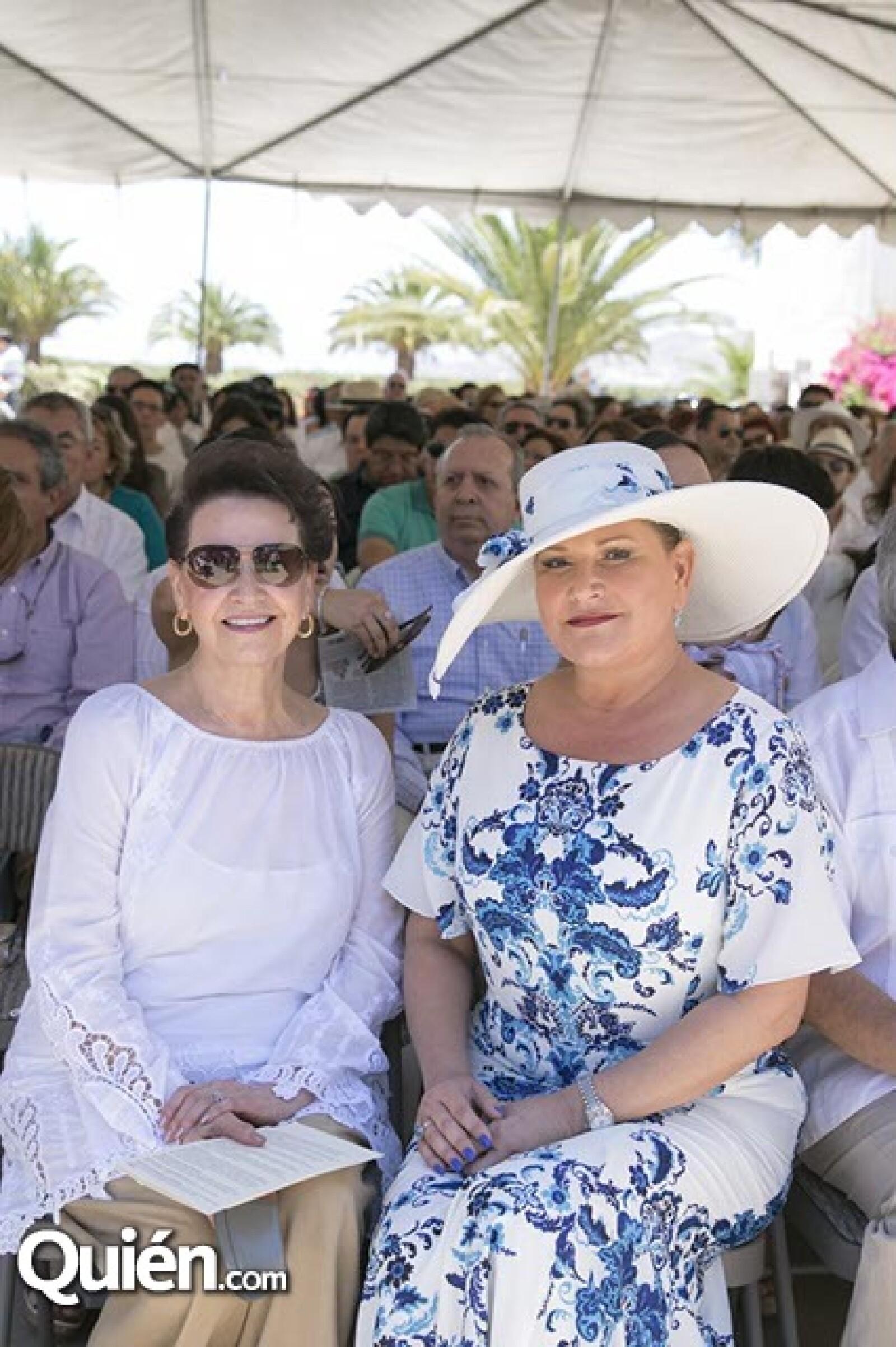 Eloisa y Adriana Cetto