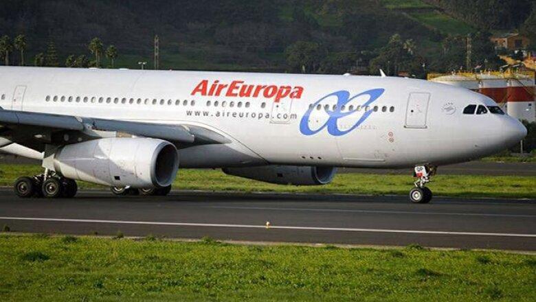 Air Europa, Air Canada y otras líneas aéreas suspendieron sus actividades debido a que el Gobierno no les ha entregado divisas por un monto de 3,000 a 3,300 mdd.