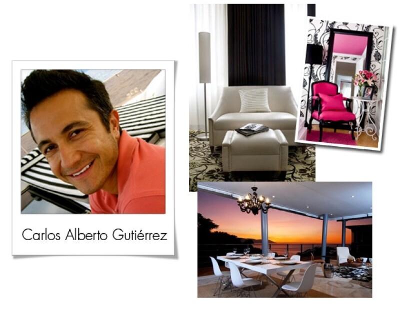 Carlos Alberto se ha hecho de gran clientela hollywoodense.