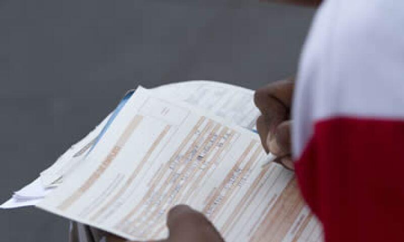 En su comparación anual, la tasa de desempleo fue de 5.05% en enero. (Foto: Cuartoscuro)