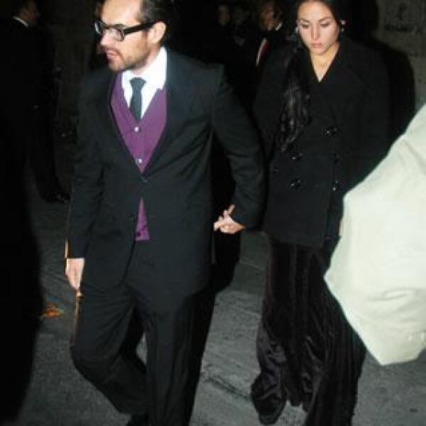 Boda de Erick El? y Karla Guindi