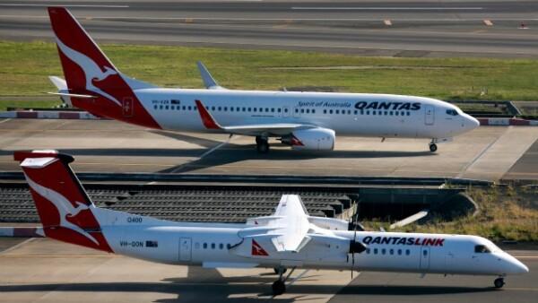La australiana Qantas repite por tercer año al no registrar muertes en sus vuelos ni a sus llegadas (Foto: Reuters)