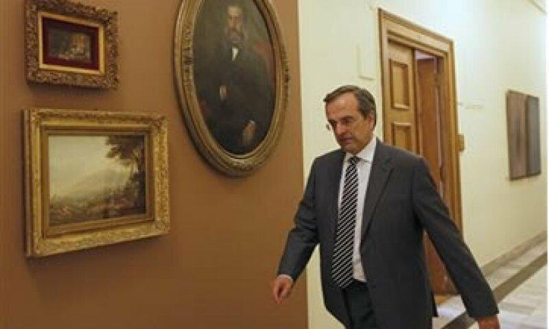 Analistas señalan que la coalición de Gobierno que encabeza Samaras estará debilitada. (Foto: Reuters)