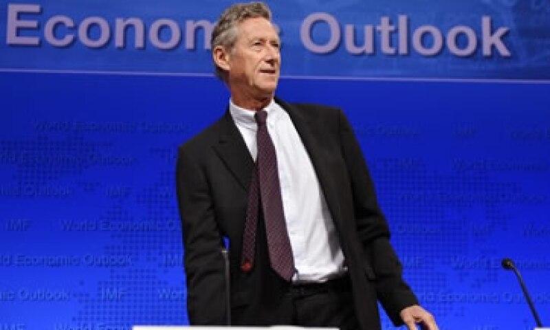 Olivier Blanchard ayudó a guiar al FMI durante la recesión económica.  (Foto: Reuters )