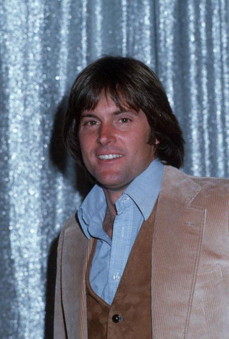 El ex atleta olímpico en 1979.