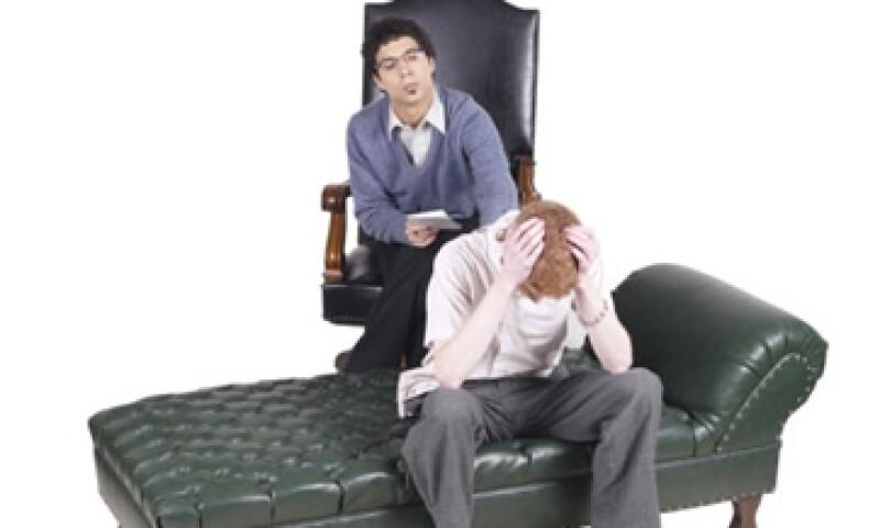 Las terapias psicológicas son parte de las prestaciones no tracionales que ofrecen las empresas mexicanas. (Foto: Thinkstock)