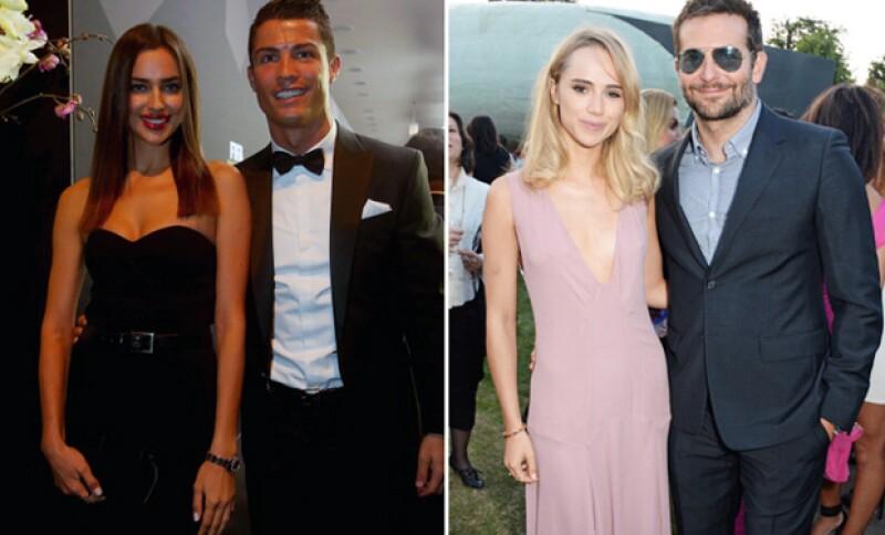 Tanto Irina como Bradley se encuentran solteros, y aunque éste fue visto con su ex hace algunos días, la posibilidad de entablar una relación con la ex de Cristiano Ronaldo, existe.