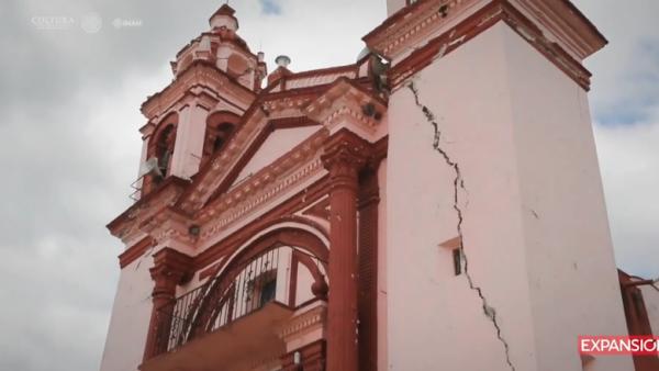 Recuperación en Oaxaca INAH