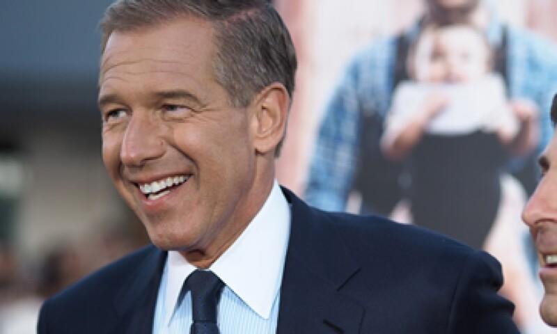 Williams fue corresponsal de la Casa Blanca y recibió varios premios en su carrera. (Foto: AFP)