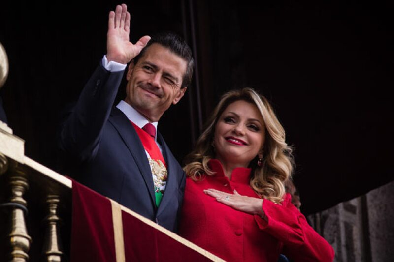 Todas las mujeres que acompañen a Peña Nieto, incluídas las reporteras, tendrán que seguir el mismo protocolo.