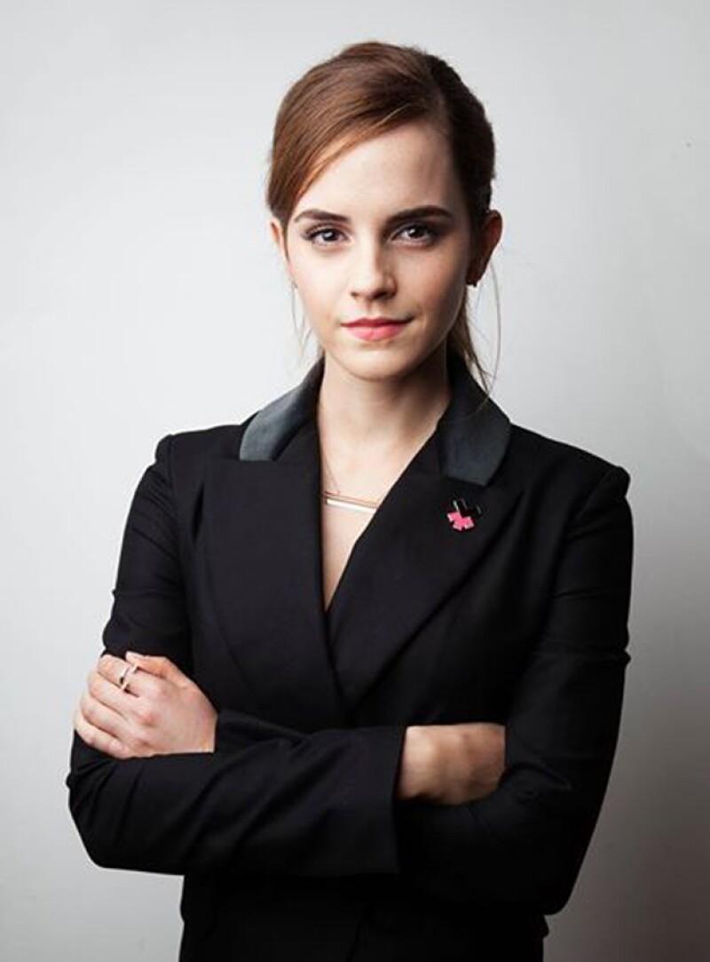 La actriz se ha visto muy involcurada con el movimiento #HeForShe, del cual está orgullosa de ser una de sus embajadoras.