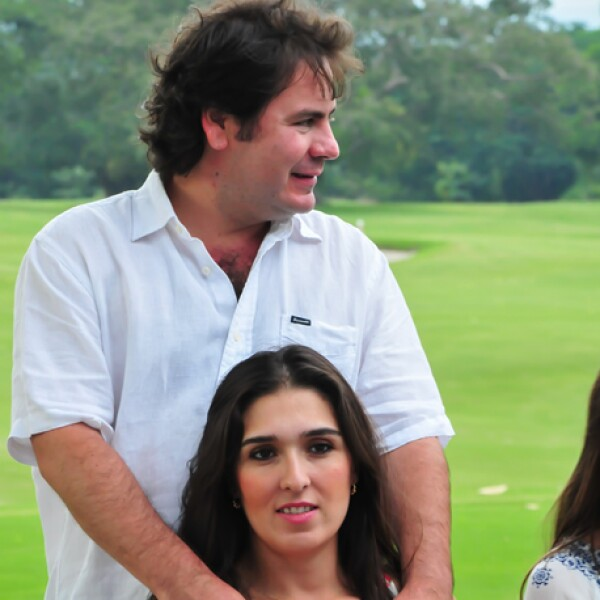 Daniel Mora y Martha Rármirez
