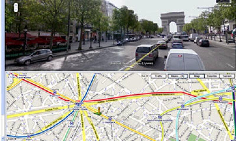 Tiendas como Bloomingdale's, Macy's y Home Depot aparecen en la nueva función de Google Maps. (Foto: Cortesía Google)