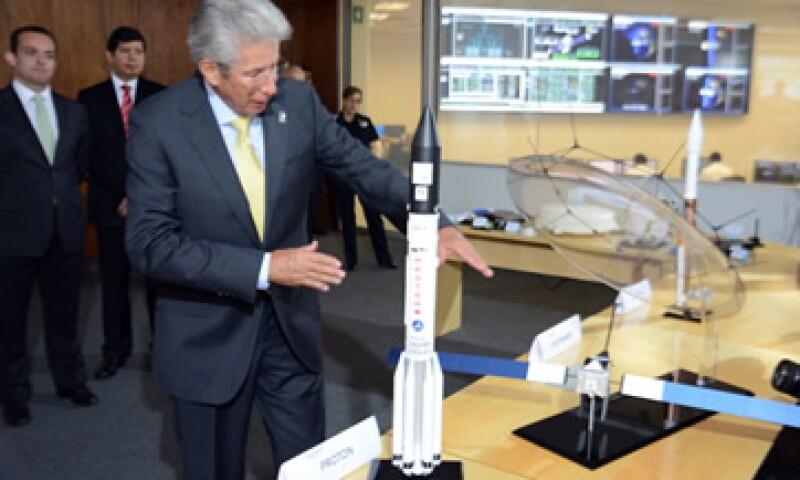 El satélite Centenario estalló a los pocos segundos de despegar. (Foto: Archivo)