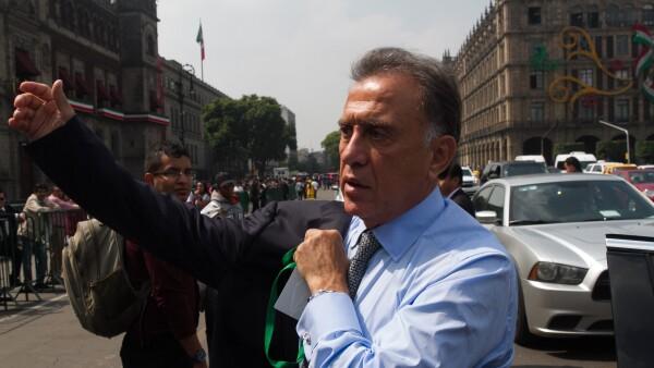 Miguel Ángel Yunes Karime Macías extradición