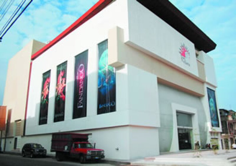 Las instalaciones del teatro Vallarta tienen capacidad para albergar los mejores espectáculos de la región.  (Foto: Cortesía Grupo Plexo)