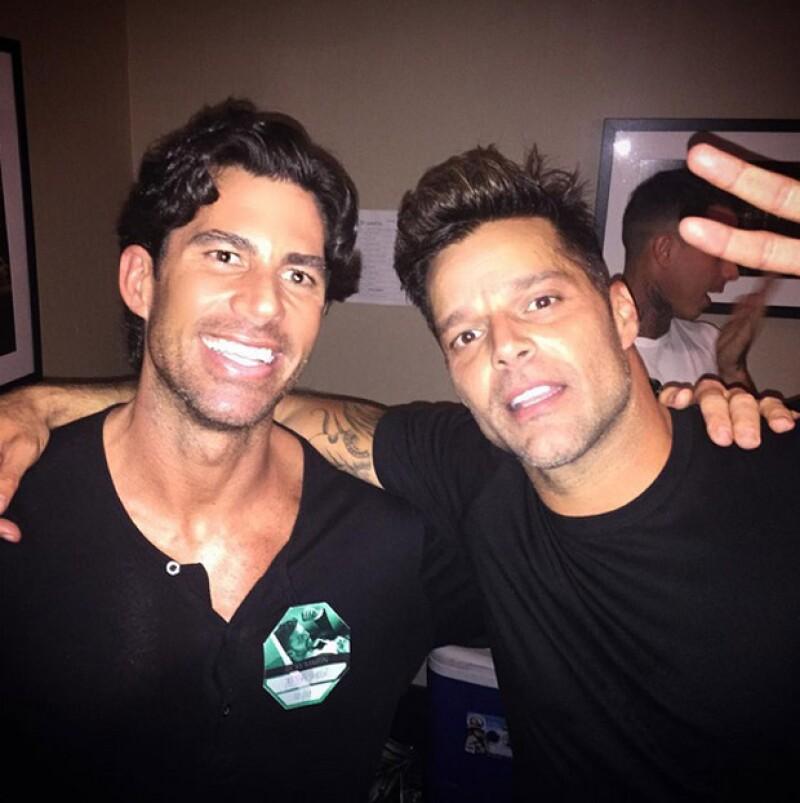Nicholas Ferroni se ha convertido en el centro de atención después de que el cantante puertorriqueño lo nombrara como su crush.