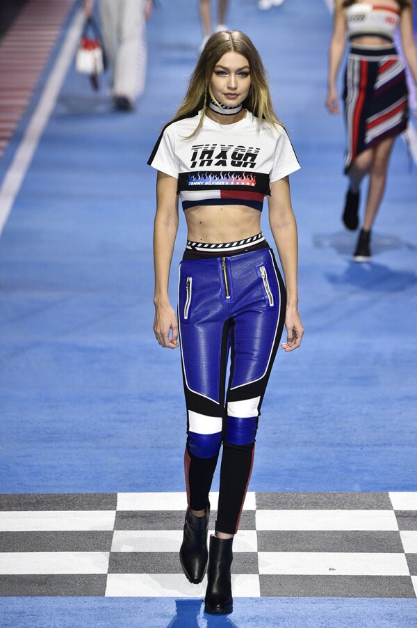 Tommy Hilfiger - Runway - Milan Fashion Week Fall/Winter 2018/19