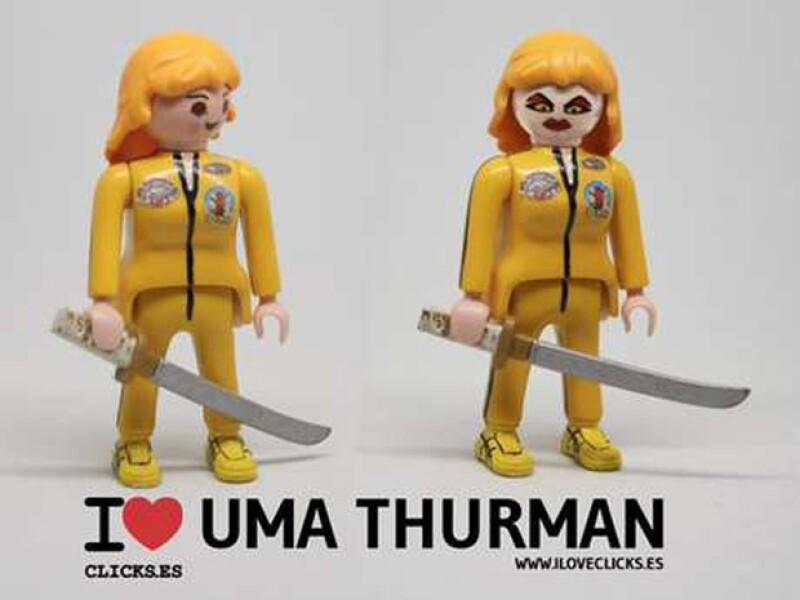 Uma Thurman.