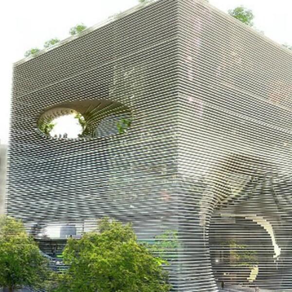 Centro de Tecnologia entretenimiento y Conocimiento Taipei