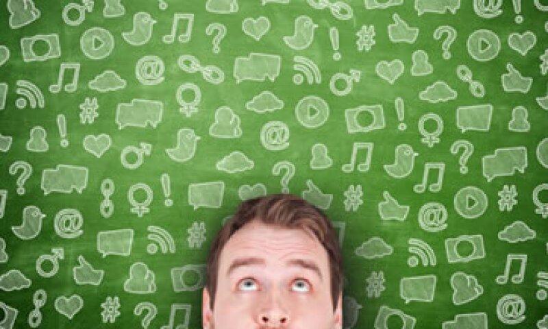 Facebook o Twitter deben ser herramientas para ahorrar tiempo, no para perderlo. (Foto: Getty Images)