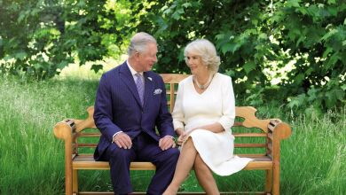 Prince Charles and Camilla Duchess of Cornwall Christmas card, Clarence House, London, UK - 14 Dec 2018