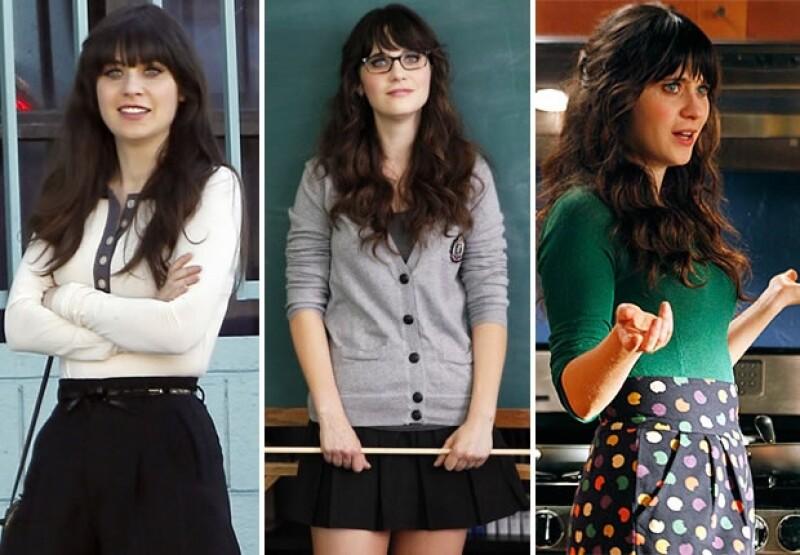 La actriz cautiva con su papel en la serie que transmite FOX, pero no es lo único que llama la atención: su forma de vestir también se ha convertido en favorita del público.