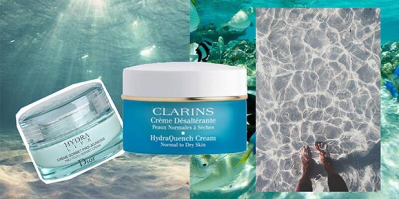 Mantén tu piel hidratada con cremas o sueros, Dior puede ayudarte a lograrlo.