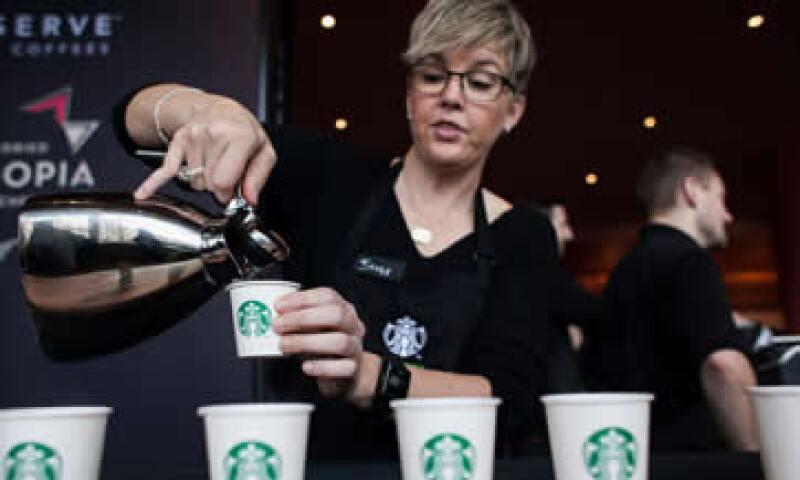 La región de América contribuye con la mayoría de los ingresos de Starbucks. (Foto: Reuters)