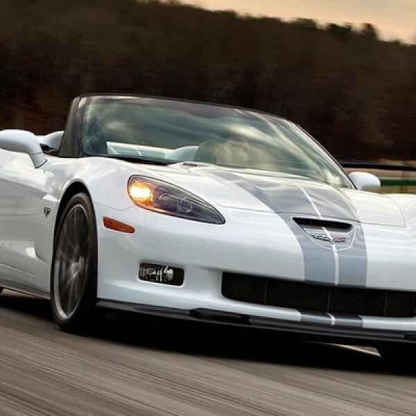 La estadounidense lo cataloga como el mejor modelo jamás fabricado y su estilo deportivo no tiene desprecio. Tiene 505 caballos de fuerza y alcanza los 100 kilómetros por hora en 3.8 segundos.