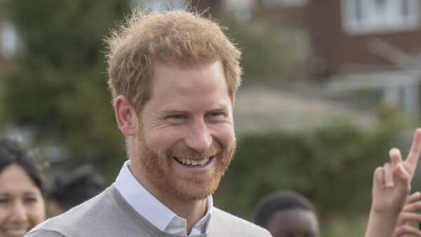 The Duke Of Sussex Visits The Rugby Football Union All Schools Programme