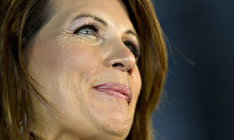 Michele Bachmann es representante por el estado de Minnesota. (Foto: Reuters)