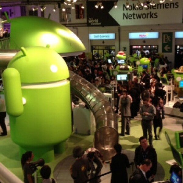 Android WMC 2012