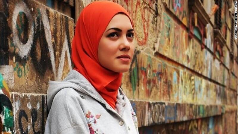 Rapera egipcia