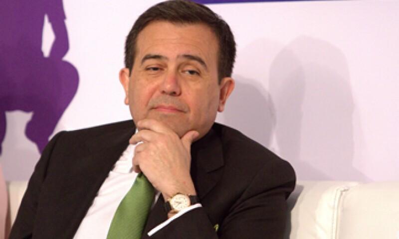 Guajardo admitió que los estados con problemas de violencia ven reducidas las inversiones. (Foto: Notimex )