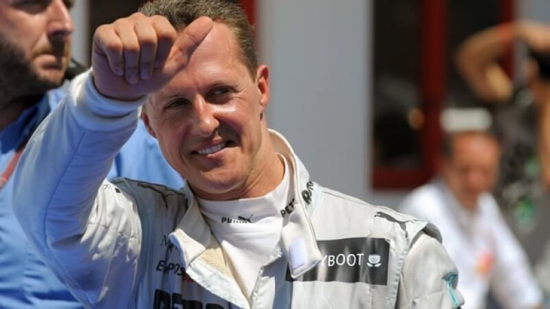 El expiloto de F1 abandonó el hospital en el que permanecía ingresado desde el 29 de diciembre.