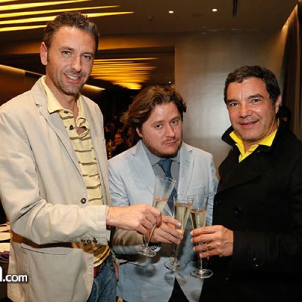 Lorenzo Campos,Geronimo Zorrilla y Alonso Taladrid