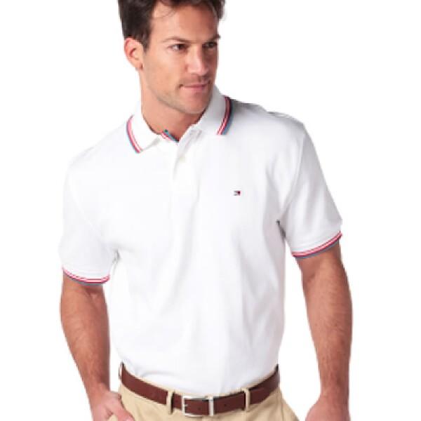 La moda masculina presenta pocas opciones y la playera polo es la pieza que viste cualquier pantalón para un atuendo menos serio pero elegante.