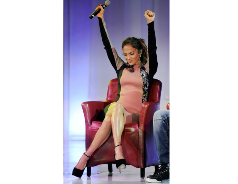 Con una ganancia de 52 millones de dólares en los últimos 12 meses, la diva latina se consagra como la número uno de este listado.