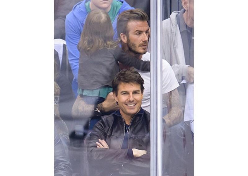 De acuerdo con una fuente francesa, el productor había ofrecido desde hace tiempo su apoyo al ahora ex futbolista, por lo que, con un poco de experiencia David podría trinufar en Hollywood.