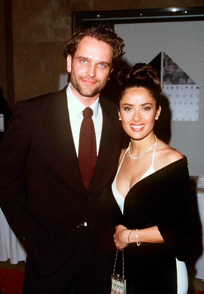 Su relación comenzó en 1999, sin embargo siempre la mantuvieron en total discreción, por lo que fue hasta el 2000 que se dio a conocer.