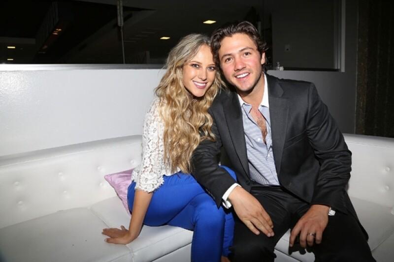 Vanessa y Juan se casaron en abril de 2011.