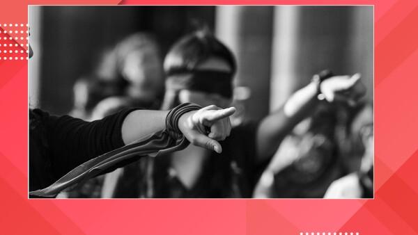 Mujeres contra la violencia