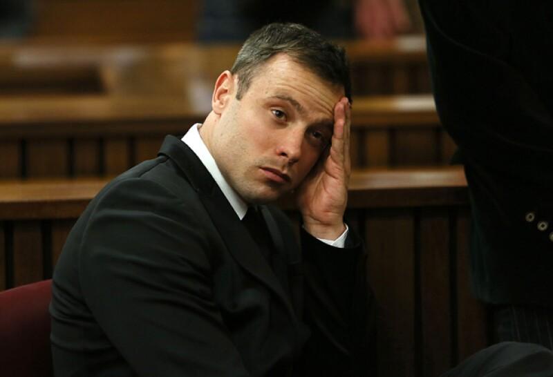 Pistorius, un atleta que terminó con su carrera por un asesinato terrible.