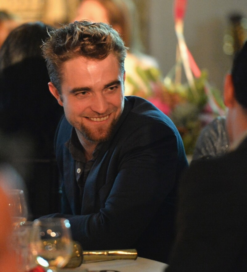 Robert Pattinson tiene fama de no ser el más limpio.