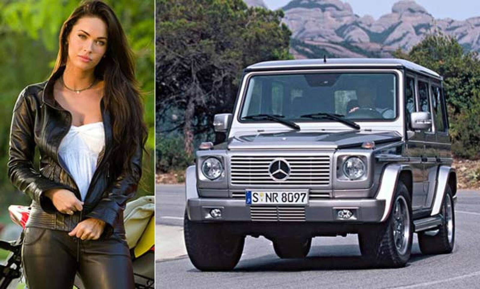 La actriz Megan Fox es reconocida por su afición a las motocicletas, aunque en el último año ha comprado dos nuevos vehículos.