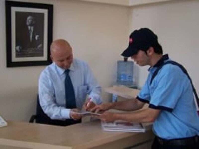 Los servicios de entrega envían tu mercancía directamente a tus clientes. (Foto: Stock.xchng)