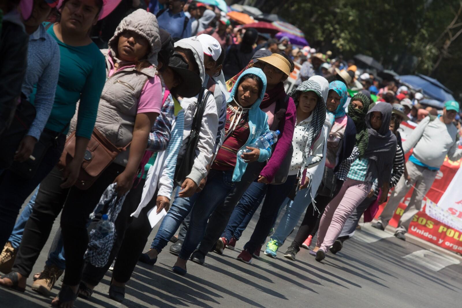 CNTE Marcha