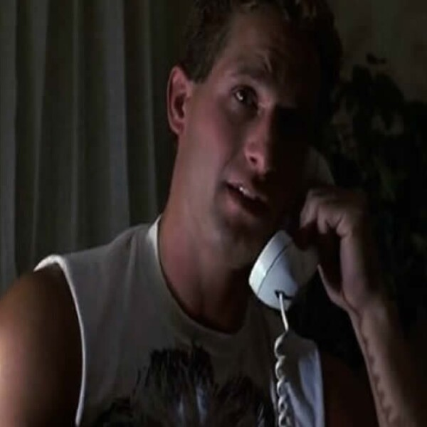 Rick Rossovich interpretó el papel de Matt Buchanan, novio de Ginger Ventura, amiga de Sarah Connor; ?Terminator? lo mató tras una breve pelea