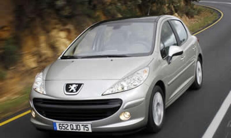 PSA Peugeot Citroen es la segunda automotriz europea más grande. (Foto: AP)